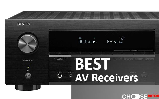 Best AV receiver