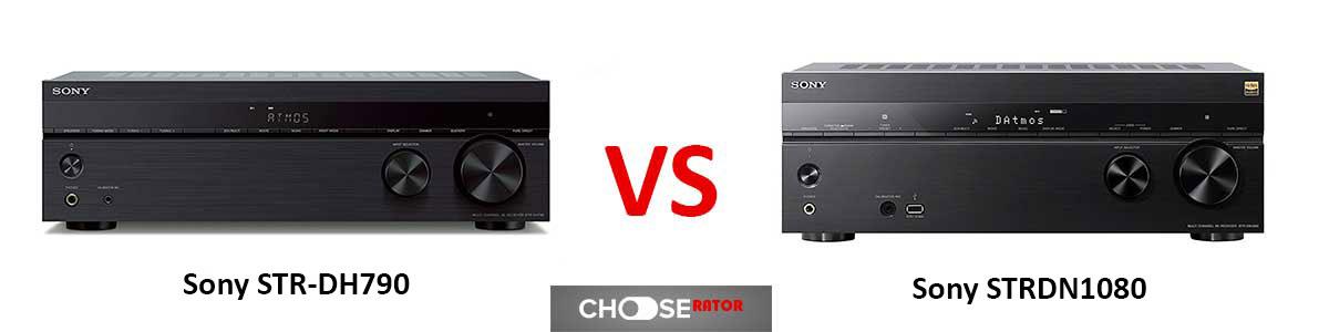 Sony STR-DN1080 vs Sony STR-DH790