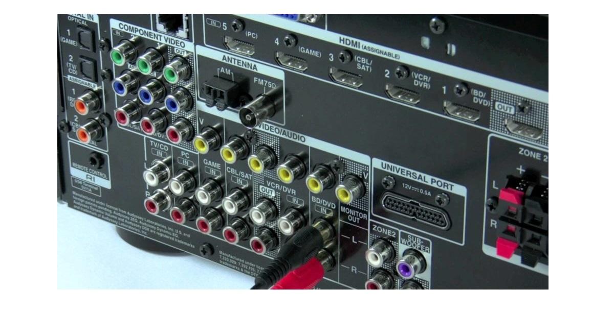 Best 2-zone AV receivers