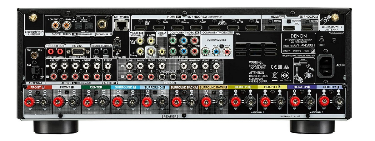 Best 9.1 and 9.2 channel AV receivers