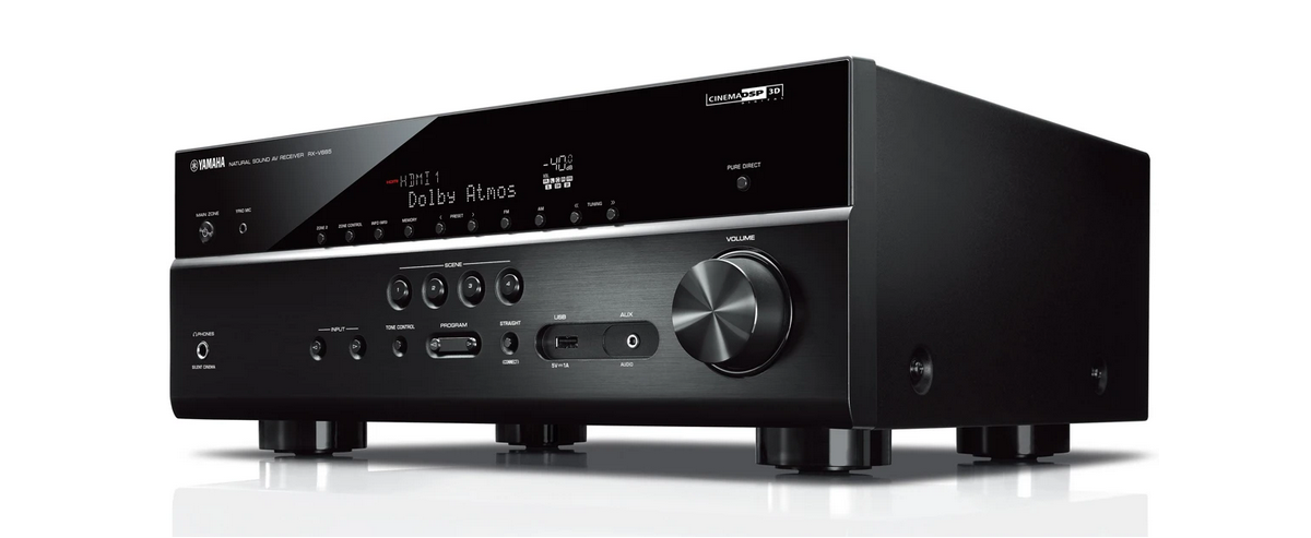 Best Dolby Vision compatible AV receivers