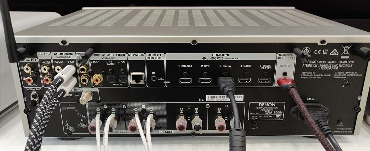Best AV receivers HDCP 2.3 compatible