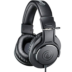 Compare Audio-Technica ATH-M20x