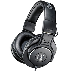 Compare Audio-Technica ATH-M30x