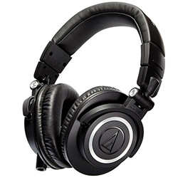 Compare Audio-Technica ATH-M50x