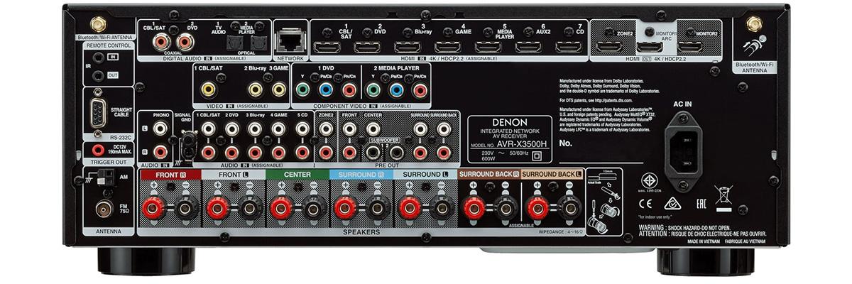 Denon AVR-X3500H