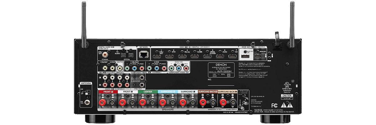 Denon AVR-S930H