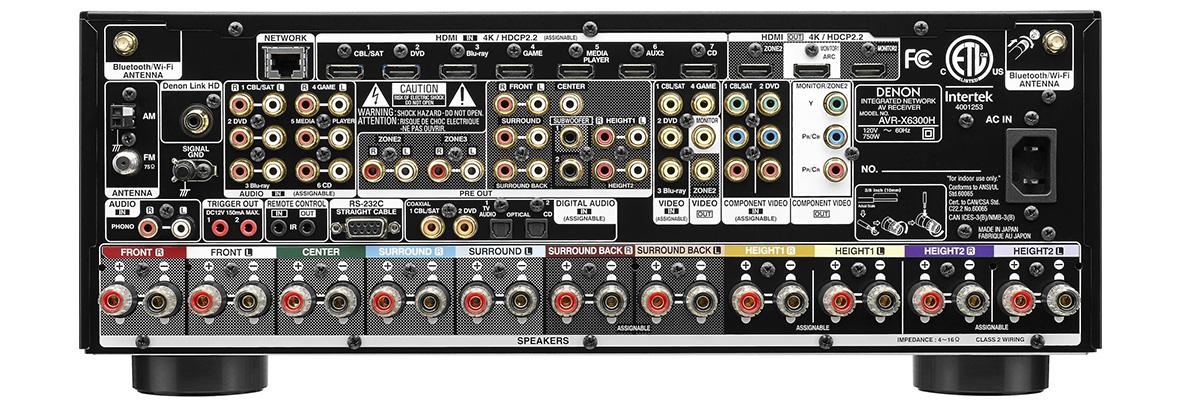 Denon AVRX6300H