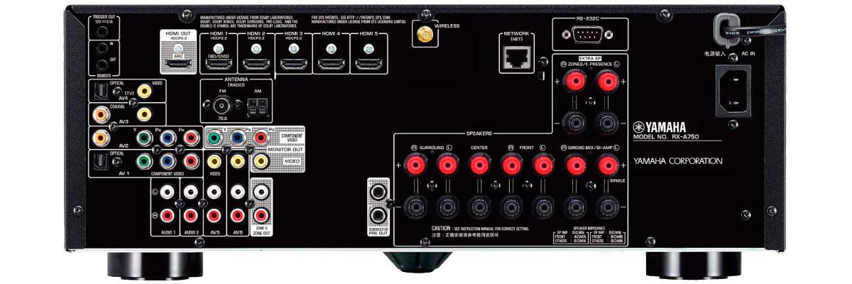 Yamaha RX-A750