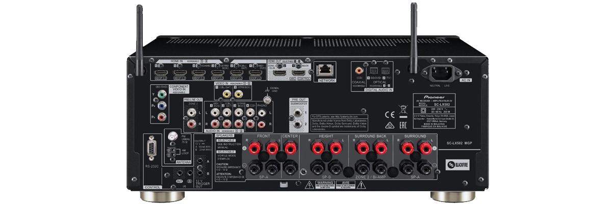 Pioneer SC-LX502