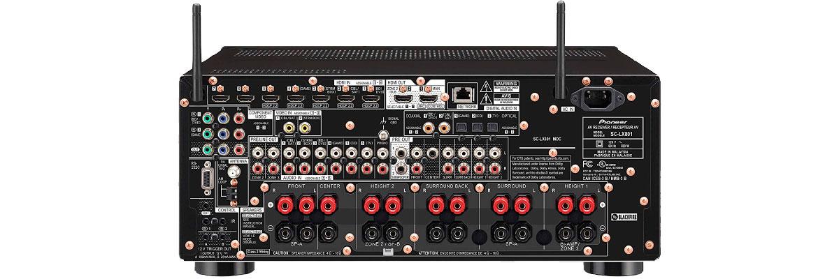 Pioneer SC-LX801