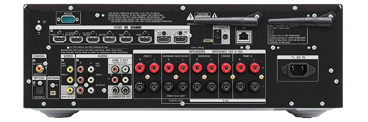 Sony STR-ZA810ES