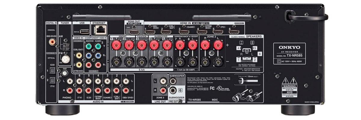 Onkyo TX-NR585