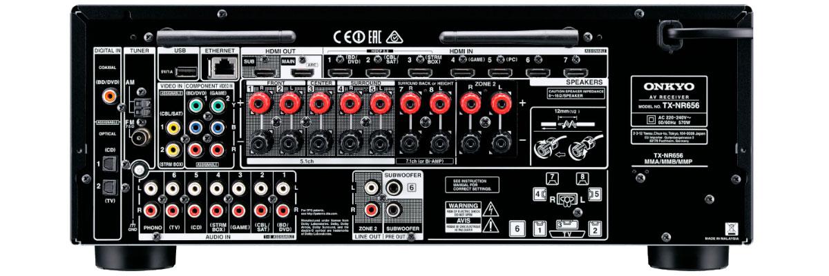 Onkyo TX-NR656