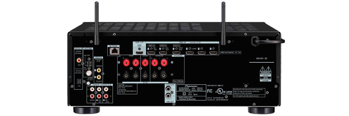 Pioneer VSX-831