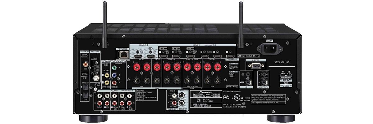 Pioneer VSX-LX301