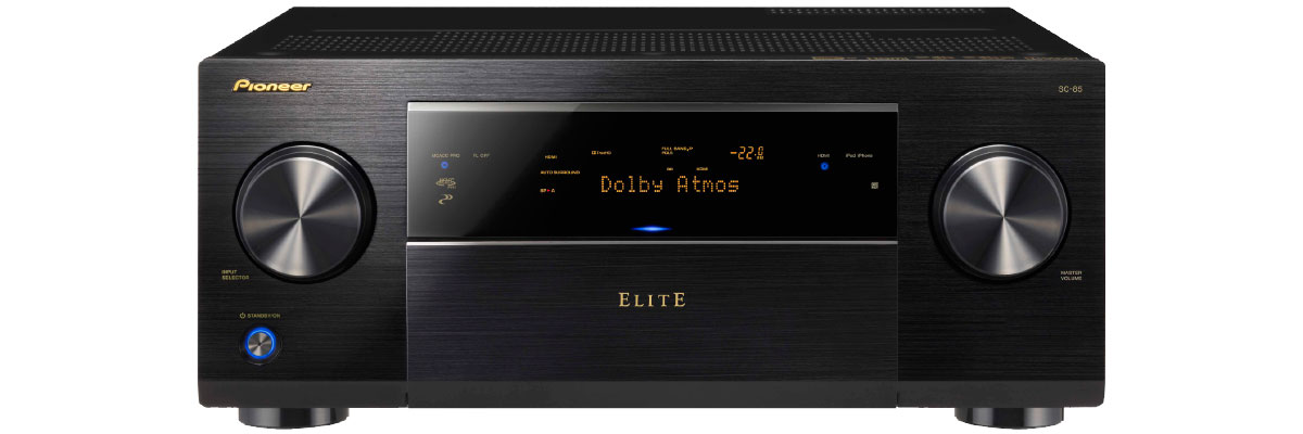 Pioneer Elite SC-85