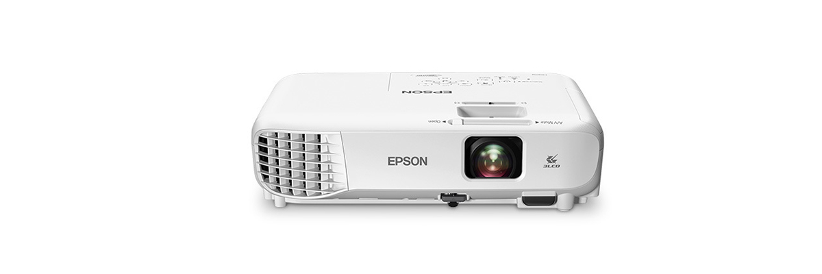 Epson Home Cinema 760HD