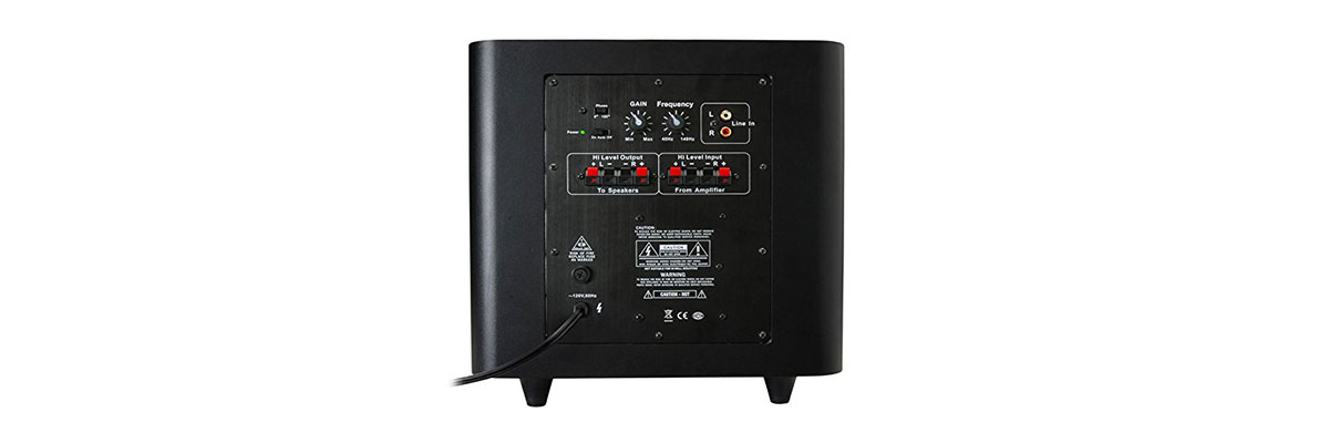 Dayton Audio SUB-1500