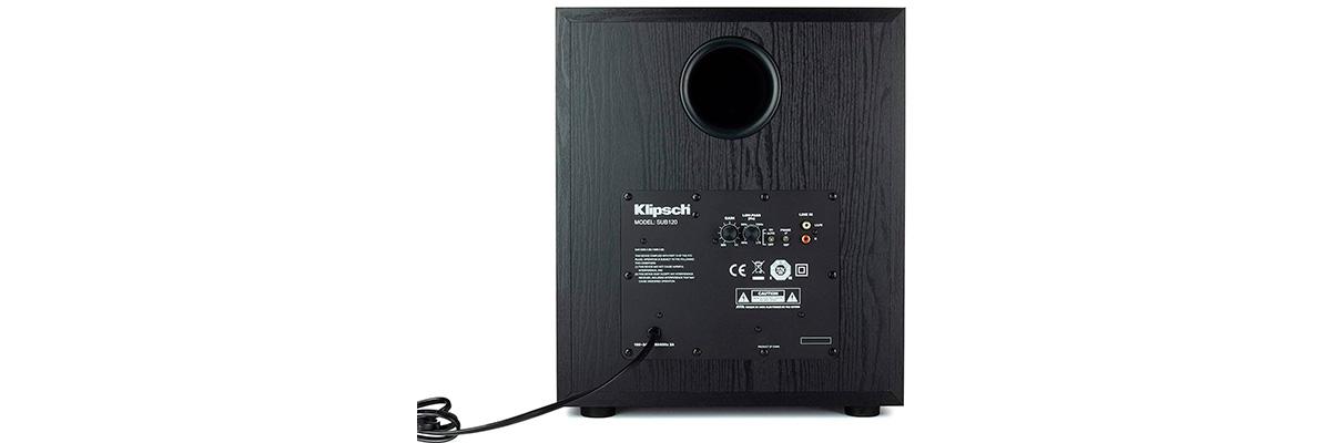 Klipsch Synergy Black Label Sub-120
