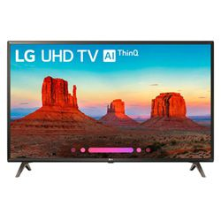 LG 49UK6300 review
