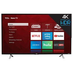 TCL 55S405 specifications