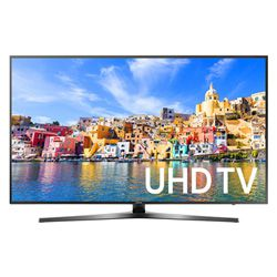 Samsung UN43KU7000FXZA review