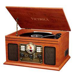 Victrola 6-in-1 Nostalgic