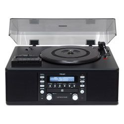 Compare Teac LP-R550USB